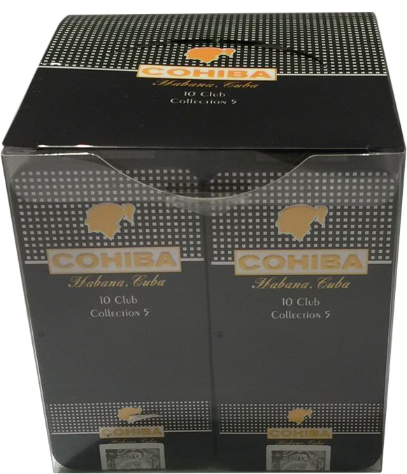 Cohiba Club Tin Pack Of 10 (Le16)