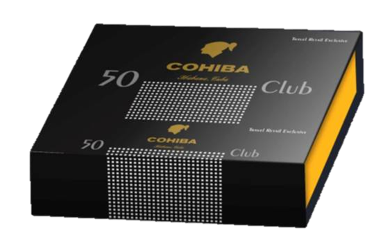 COH CLUB PACK OF 50 (LE18)