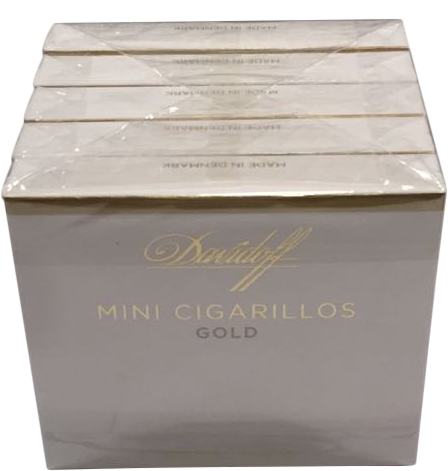 DAVIDOFF MINI GOLD 20C