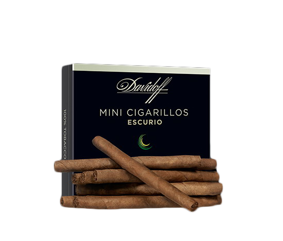 DAVIDOFF MINI ESCURIO 20C