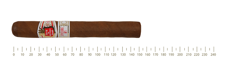 Vintage HDM Epicure No1 50 Cigars From Year 2005