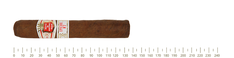 Vintage HDM Epicure No2  Slb 25 Cigars From Year 2010