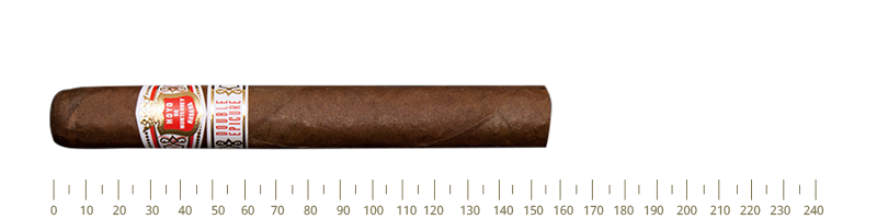 HDM Double Epicure 15 Cigars (Tr10)