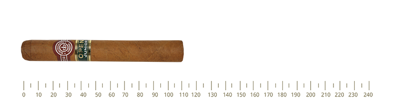 Montecristo Junior A/T 3 Cigars