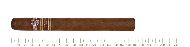 Montecristo Churchills Anejados 25 Cigars