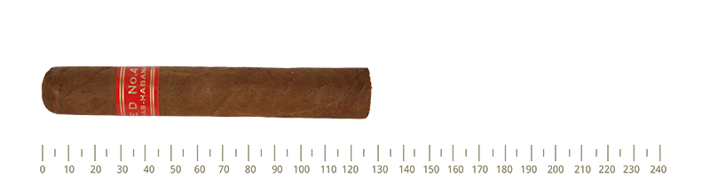 Vintage Partagas Serie D No.4 Sbn-B 25 Cigars From Year 2013