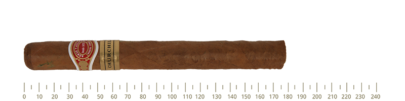 Romeo Y Julieta Churchills  A/T 10 Cigars