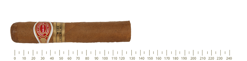 Romeo Y Julieta Wide Churchills 25 Cigars