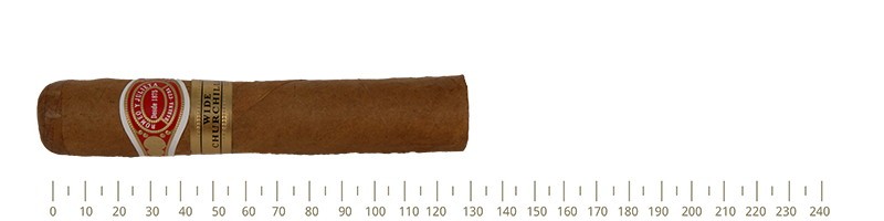Romeo Y Julieta Wide Churchills A/T 3 Cigars