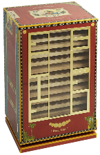 CABINET FOR 150 CIGARS ALBA CO