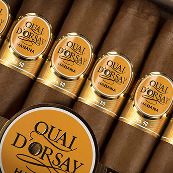 QUAI D'ORSAY MARKS THE MID-POINT OF THE XIX HABANO FESTIVAL