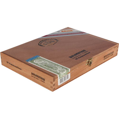 Diplomaticos Ammunition 10 Cigars (RE18)
